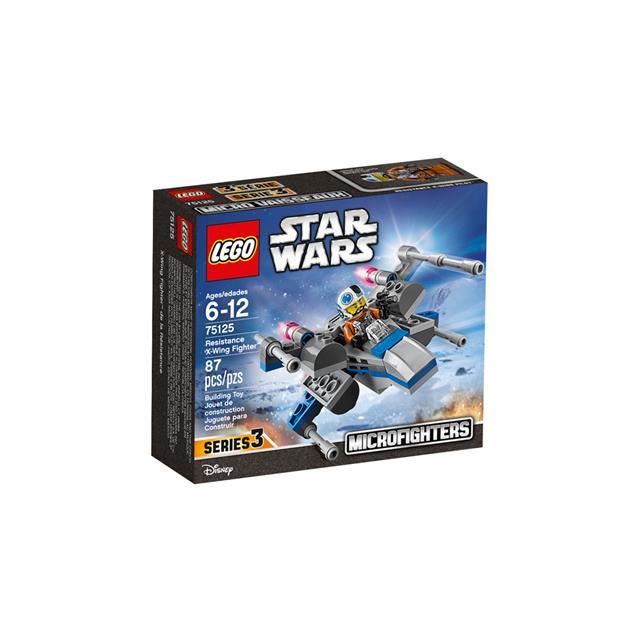 LEGO Star Wars - Poderosos Micros: X-Wing Fighter da Resistência