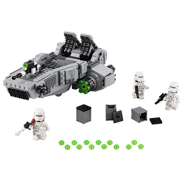 LEGO Star Wars - Snowspeeder da Primeira Ordem