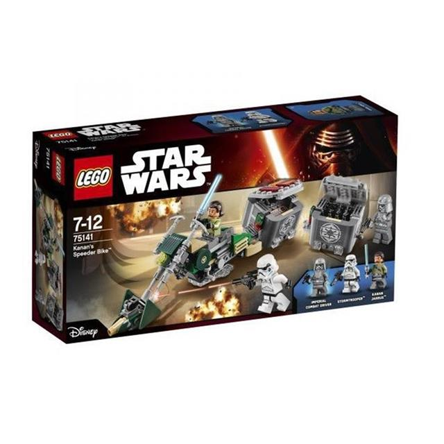 LEGO Star Wars - Speeder Bike do Kanan