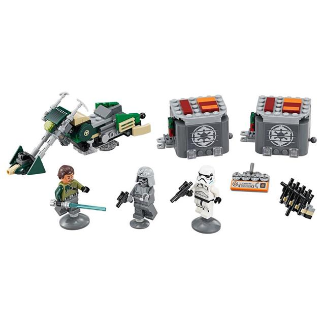 LEGO Star Wars - Speeder Bike do Kanan