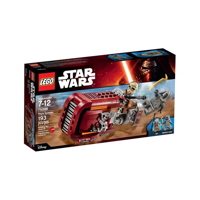 LEGO Star Wars - Speeder da Rey