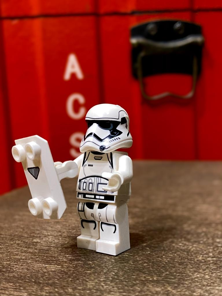 LEGO Stormtrooper: Star Wars - Bloco de Montar