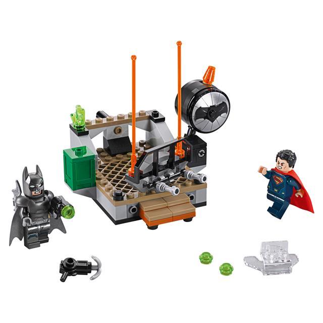 LEGO Super Heroes DC Comics - Confronto de Heróis