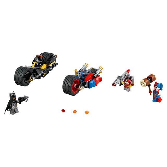 LEGO Super Heroes DC Comics - Perseguição de Motocicleta na Cidade de Gotham