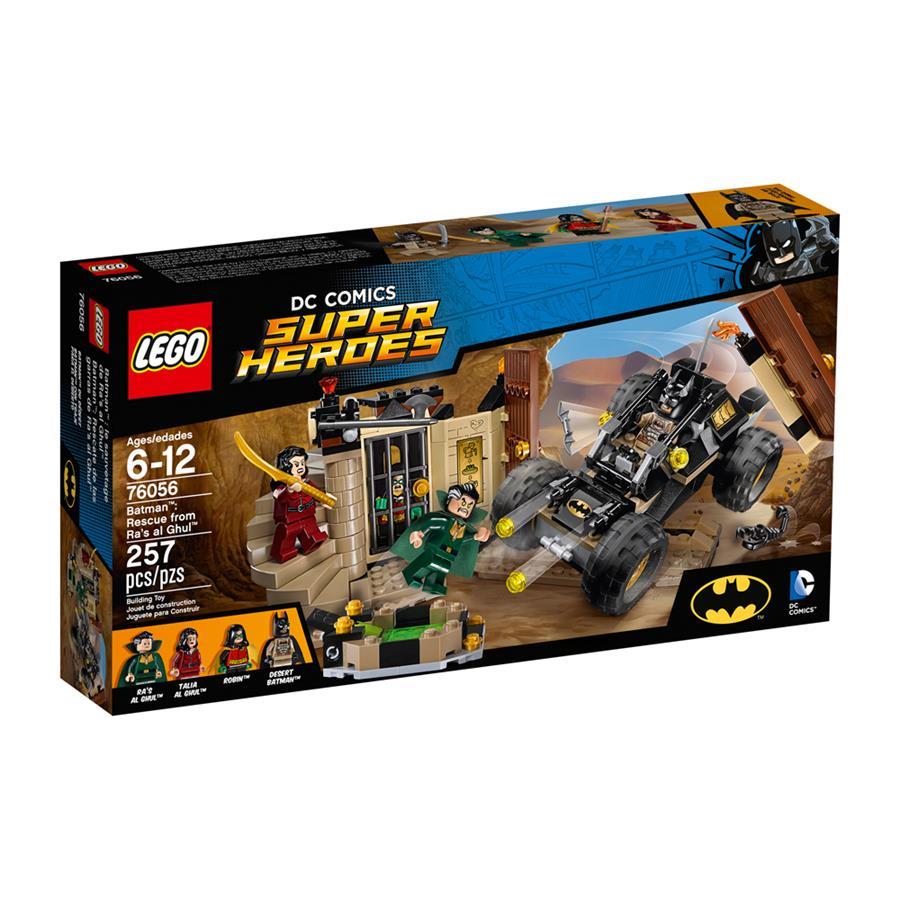 LEGO Super Heroes DC Comics - Resgate de Ra?s al Ghul