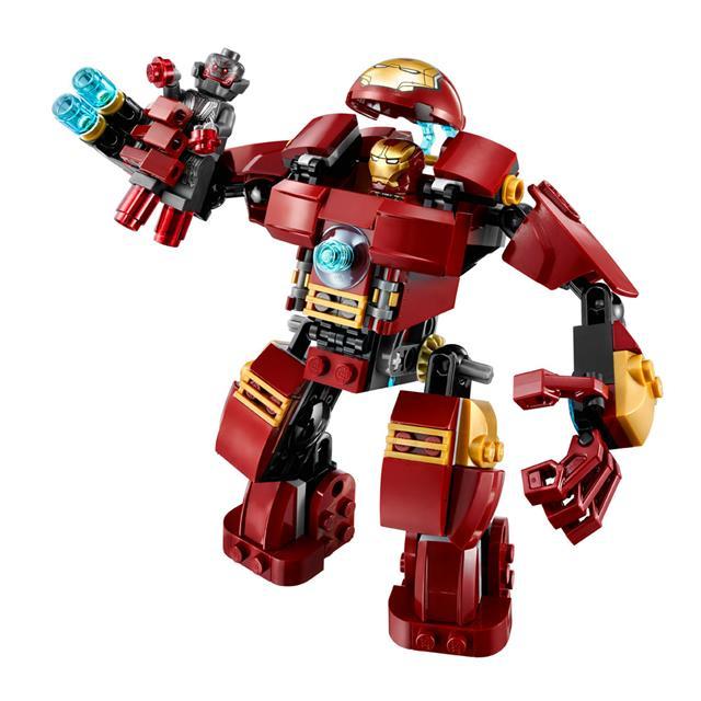 LEGO Super Heroes Marvel - Combate de Hulkbuster