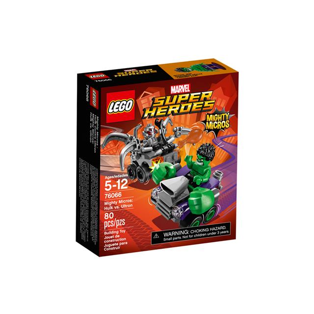 LEGO Super Heroes Marvel - Poderosos Micros: Hulk contra Ultron