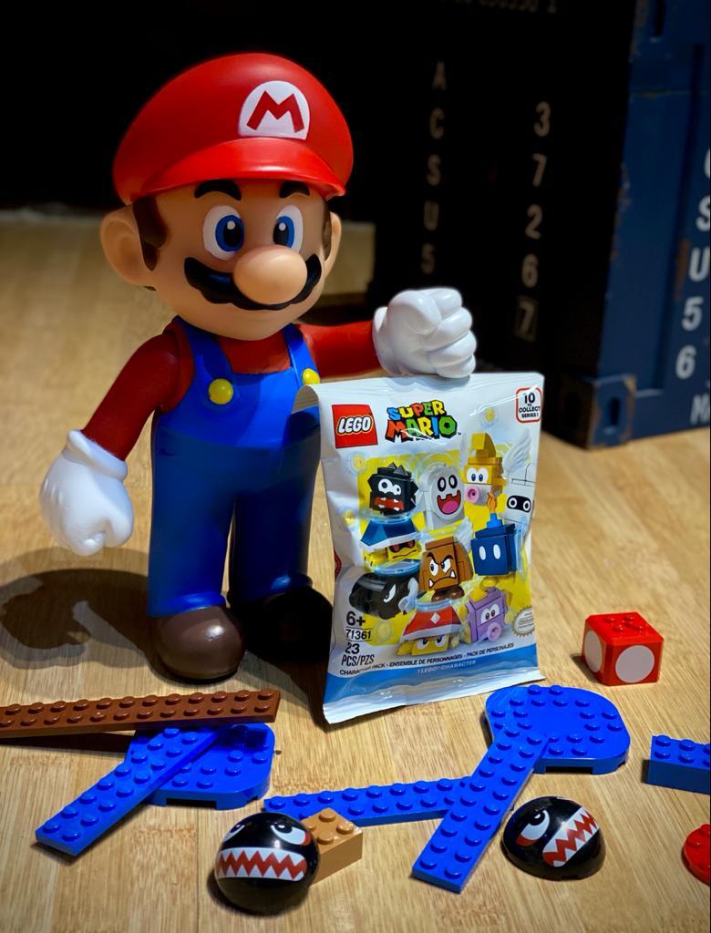 LEGO Super Mario Pacote de Personagens Sortido: Super Mario Bros - Lego