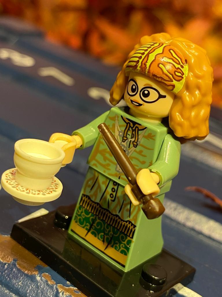LEGO: Sybill Trelawney  - Harry Potter