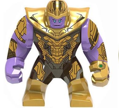 LEGO Thanos: Vingadores Guerra Infinita - Marvel