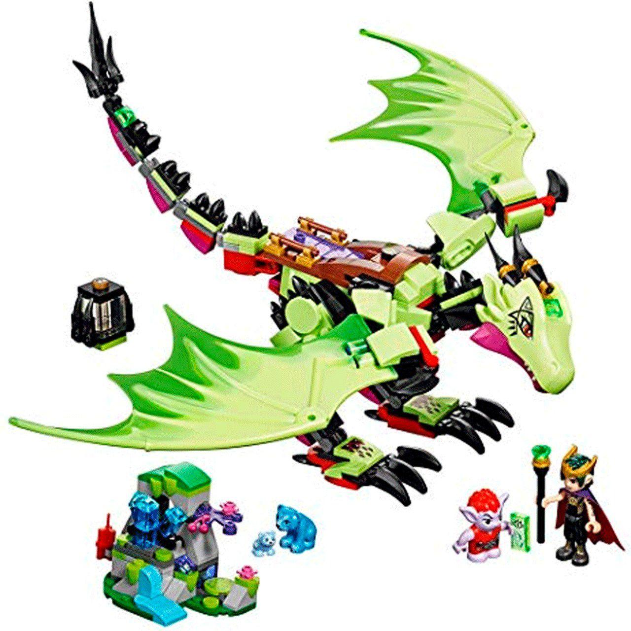 LEGO The Globin King's Evil Dragon: Disney - (695 peças) (Apenas Venda Online)
