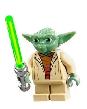 LEGO Yoda: - Star Wars