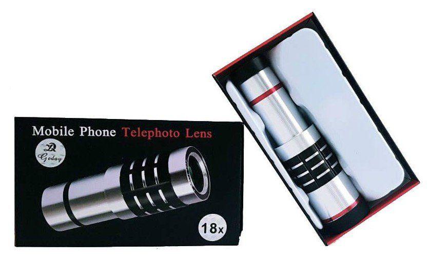 Lente Câmera Telescópica para Celular Universal