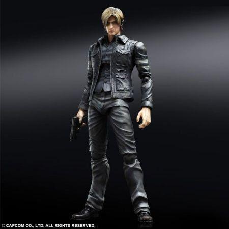 Leon S. Kennedy Resident Evil 6 - Play Arts