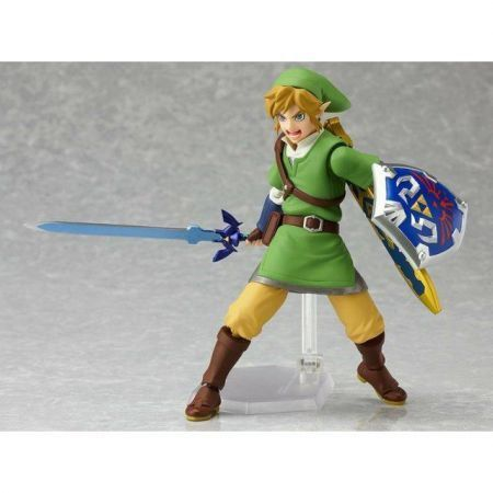 Link Legend of Zelda Skyward Sword - Figma