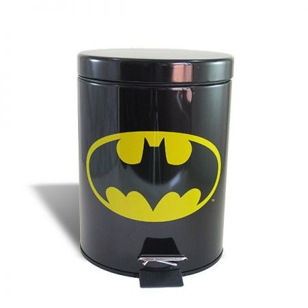 Lixeira Batman Logo - Urban