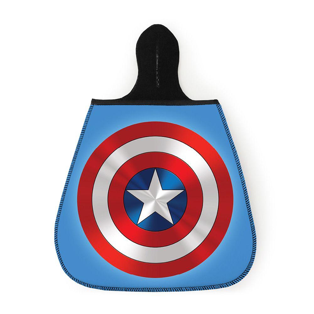 Lixeira de Carro Capitão América: Marvel Comics - EV