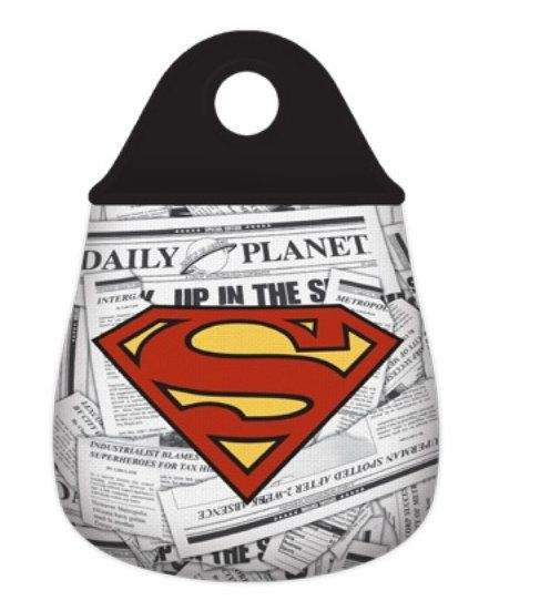 Lixeira de Carro Daily Planet Super-Homem (Superman): DC Comics