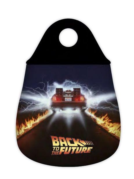 Lixeira de Carro De Volta Para o Futuro (Back to the Future)