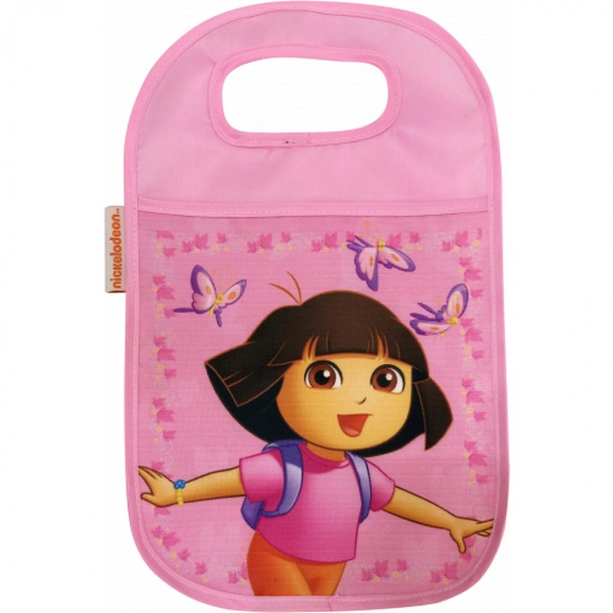 Lixeira de Carro: Dora A Aventureira Rosa