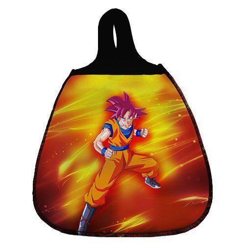 Lixeira de Carro Goku (Deus Super Saiyajin): Dragon Ball Super