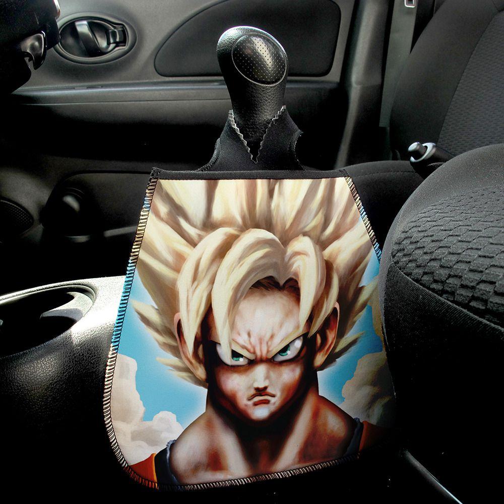 Lixeira de Carro Goku Super Sayajin: Dragon Ball Z