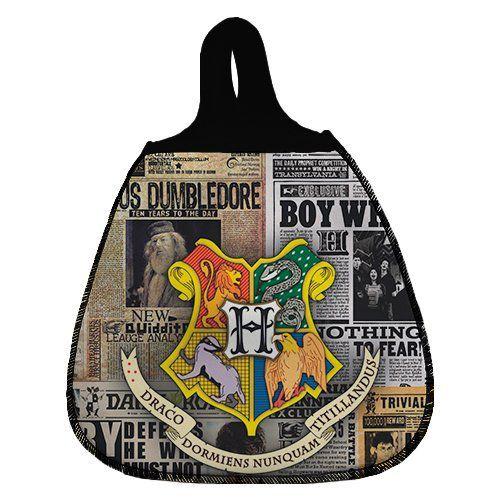 Lixeira de Carro Hogwarts: Harry Potter