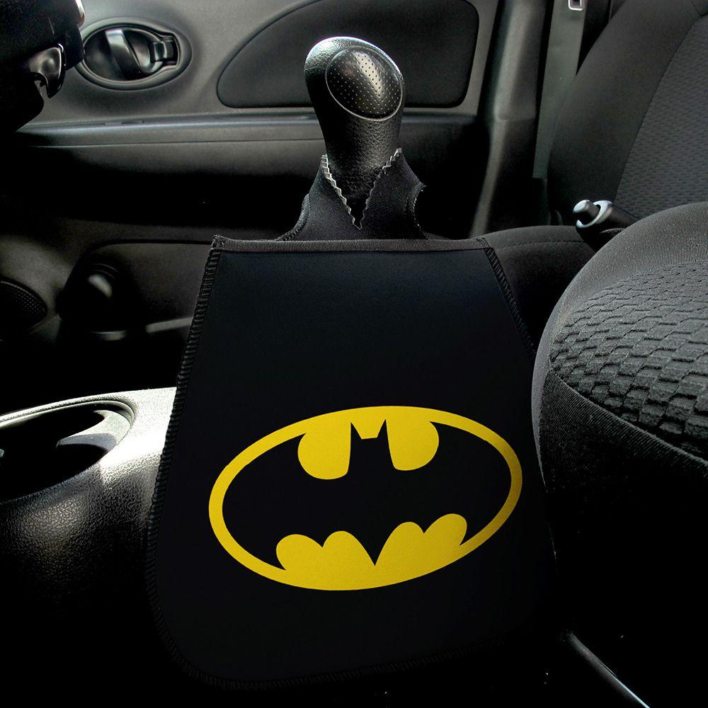 Lixeira de Carro Logo Batman: DC Comics