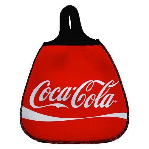 Lixeira de Carro Logo Coca-Cola