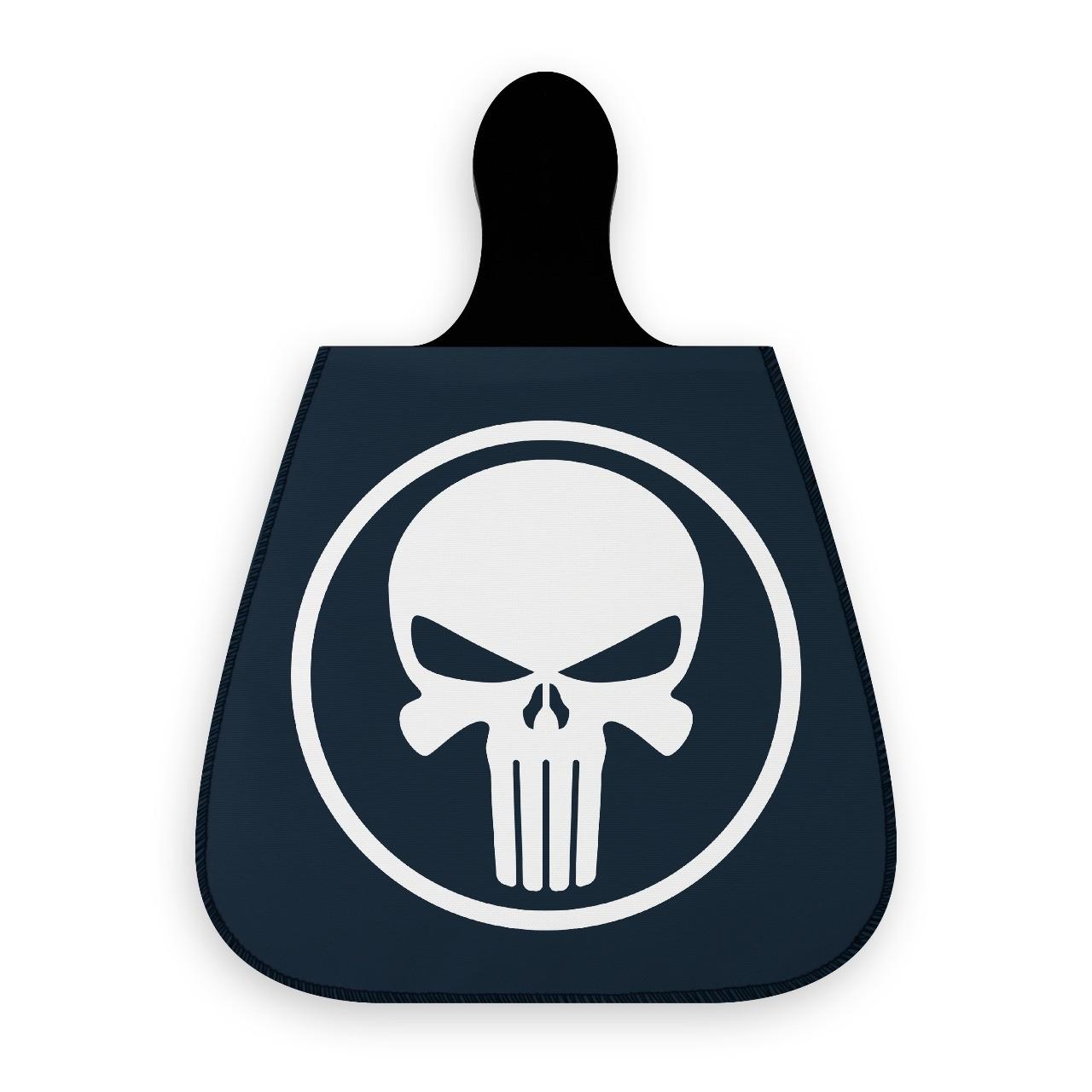 Lixeira de Carro: Logo Justiceiro (Punisher) - Marvel