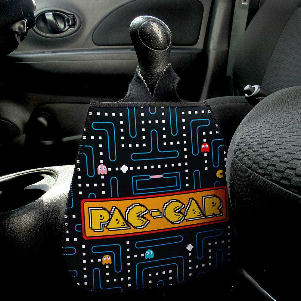 Lixeira de Carro Pac-Man (Pac-Car)