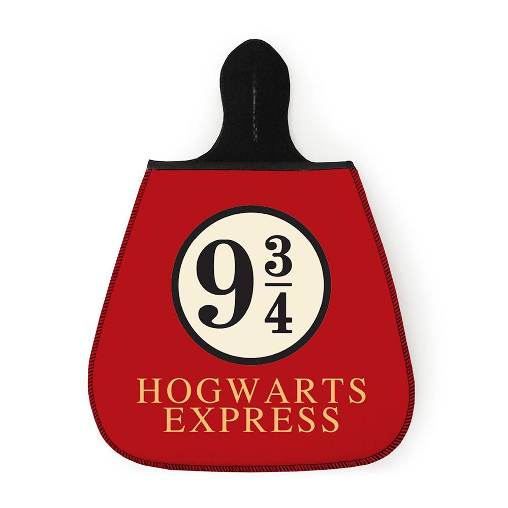 Lixeira de Carro Plataforma 9 3/4 (Hogwarts Express): Harry Potter