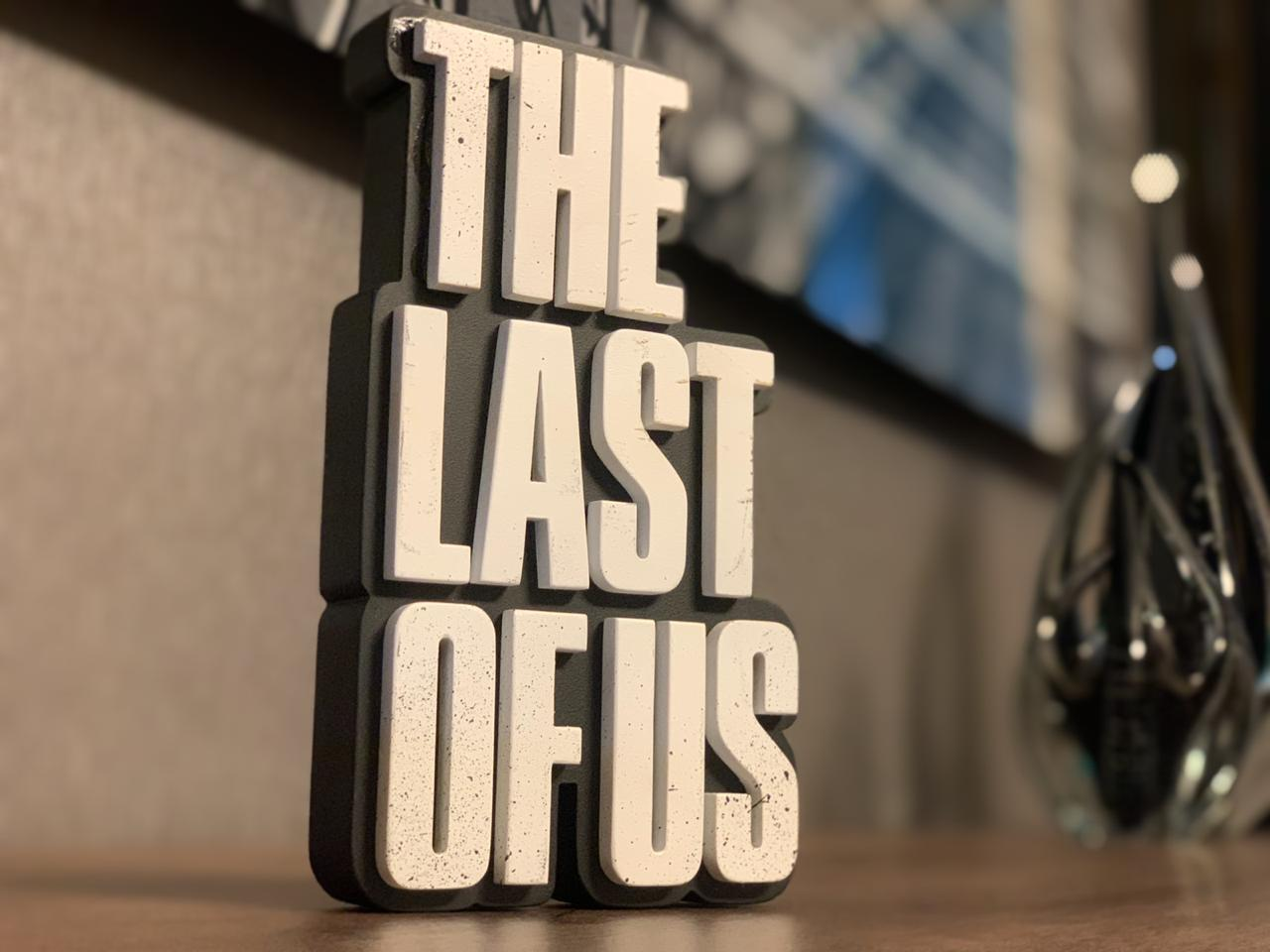 Logo 3D: The Last of Us