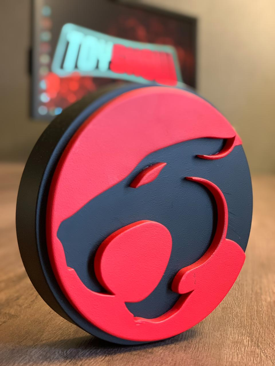 Logo 3D: Thundercats