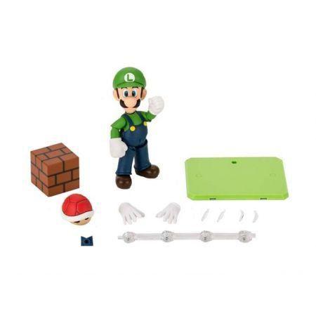 Super Mario Bros: Luigi S.H.Figuarts - Bandai