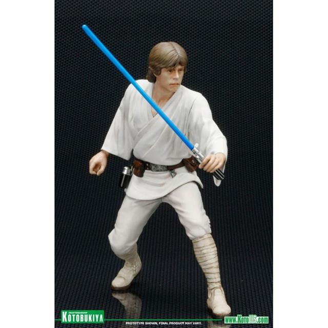 Luke Skywalker and Princess Leia Star Wars - Kotobukiya