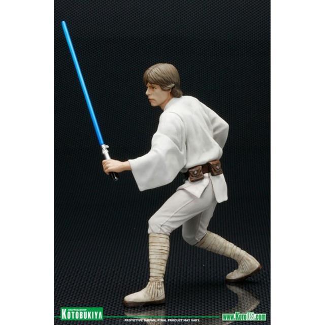 Luke Skywalker and Princess Leia Star Wars - Kotobukiya