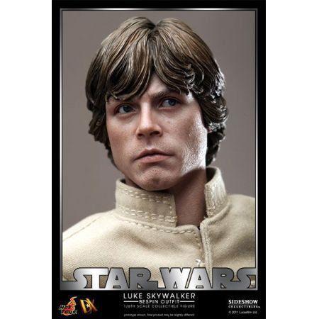 Luke Skywalker (Bespin) Star Wars DX 1:6 - Hot Toys