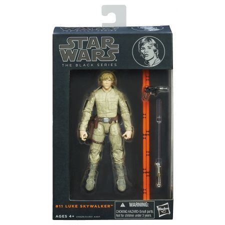 Luke Skywalker Star Wars The Black Series - Hasbro