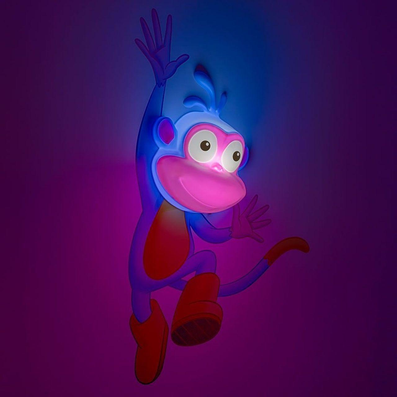 Luminária 3D Botas: Dora, a Aventureira (Light FX)