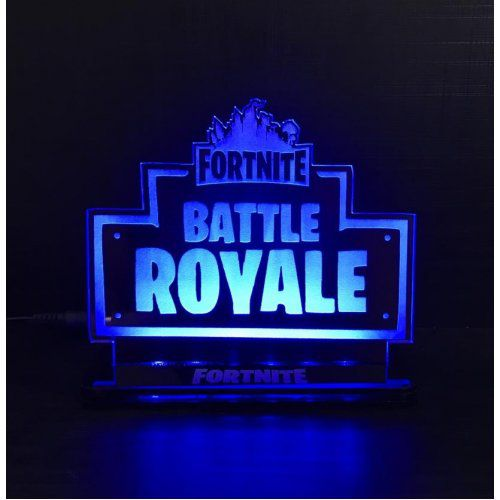 Luminária/Abajur Fortnite: Battle Royale - EV