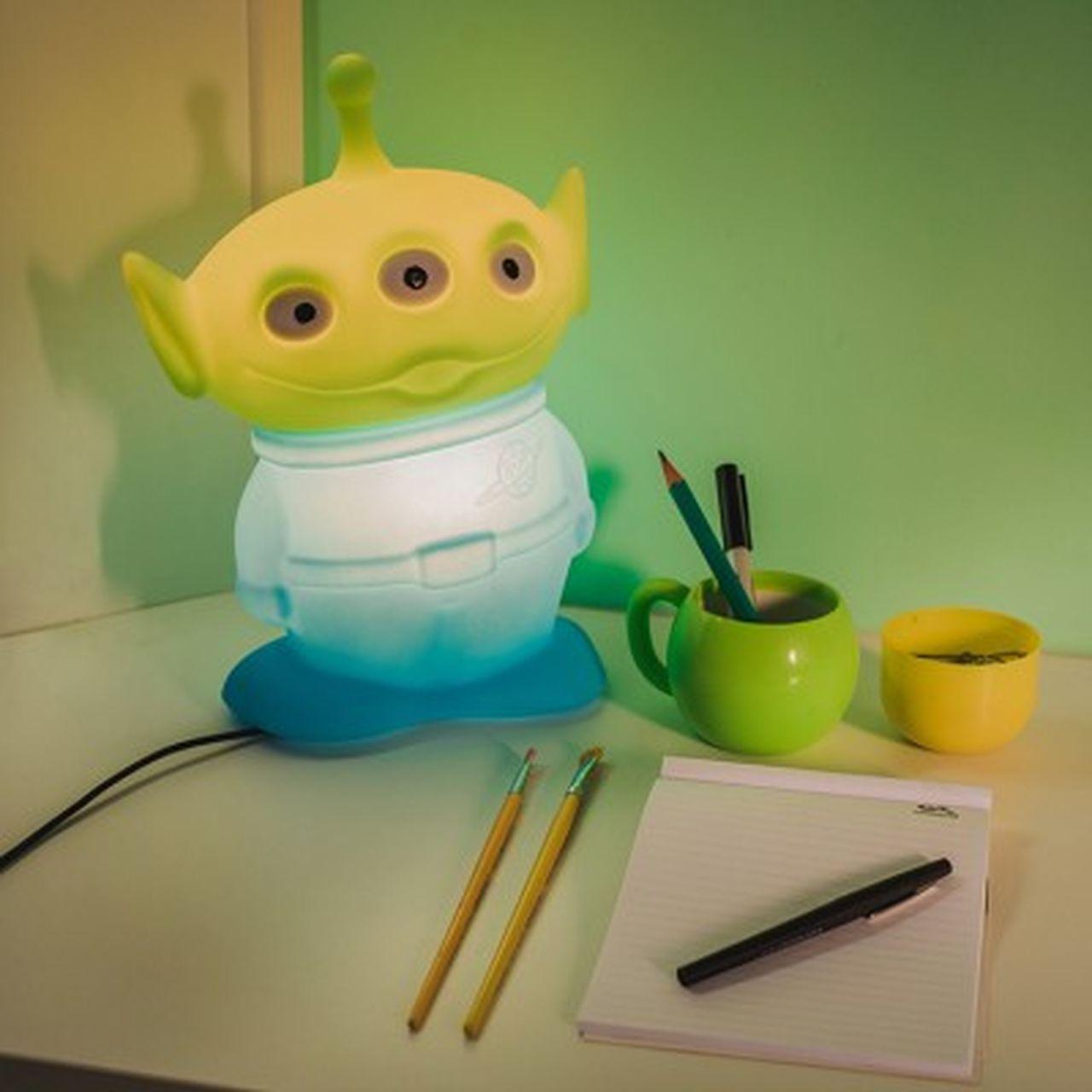 Luminária Alien: Toy Story (Disney)