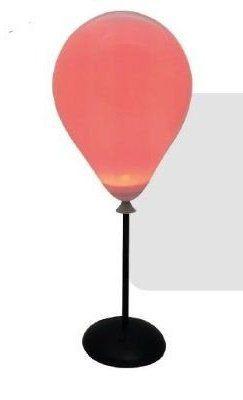 Luminária Balão (Muda de Cor)