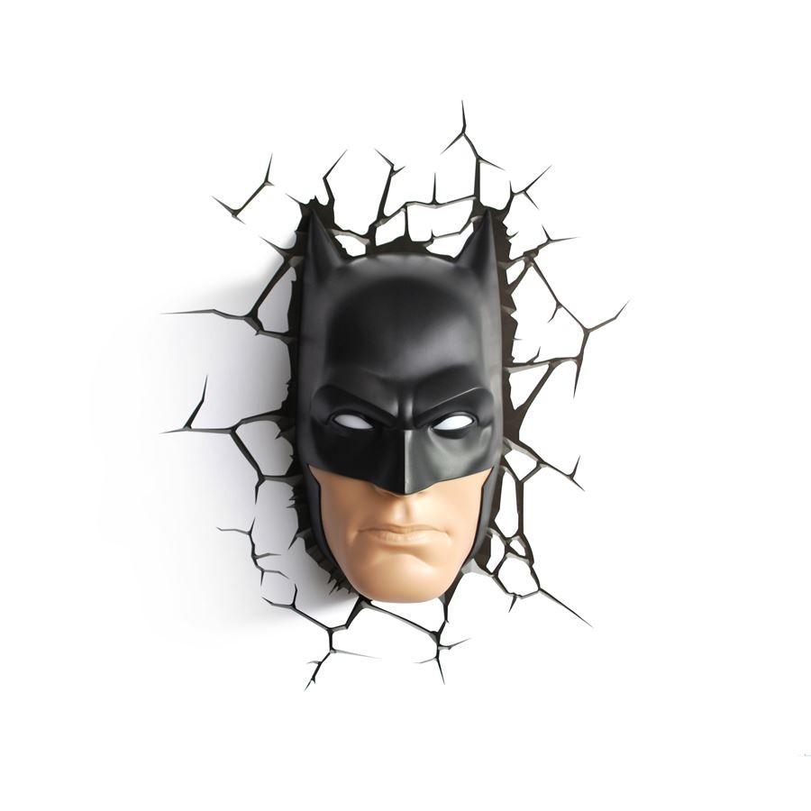 Luminária Batman: DC Comics - 3D ligtht FX