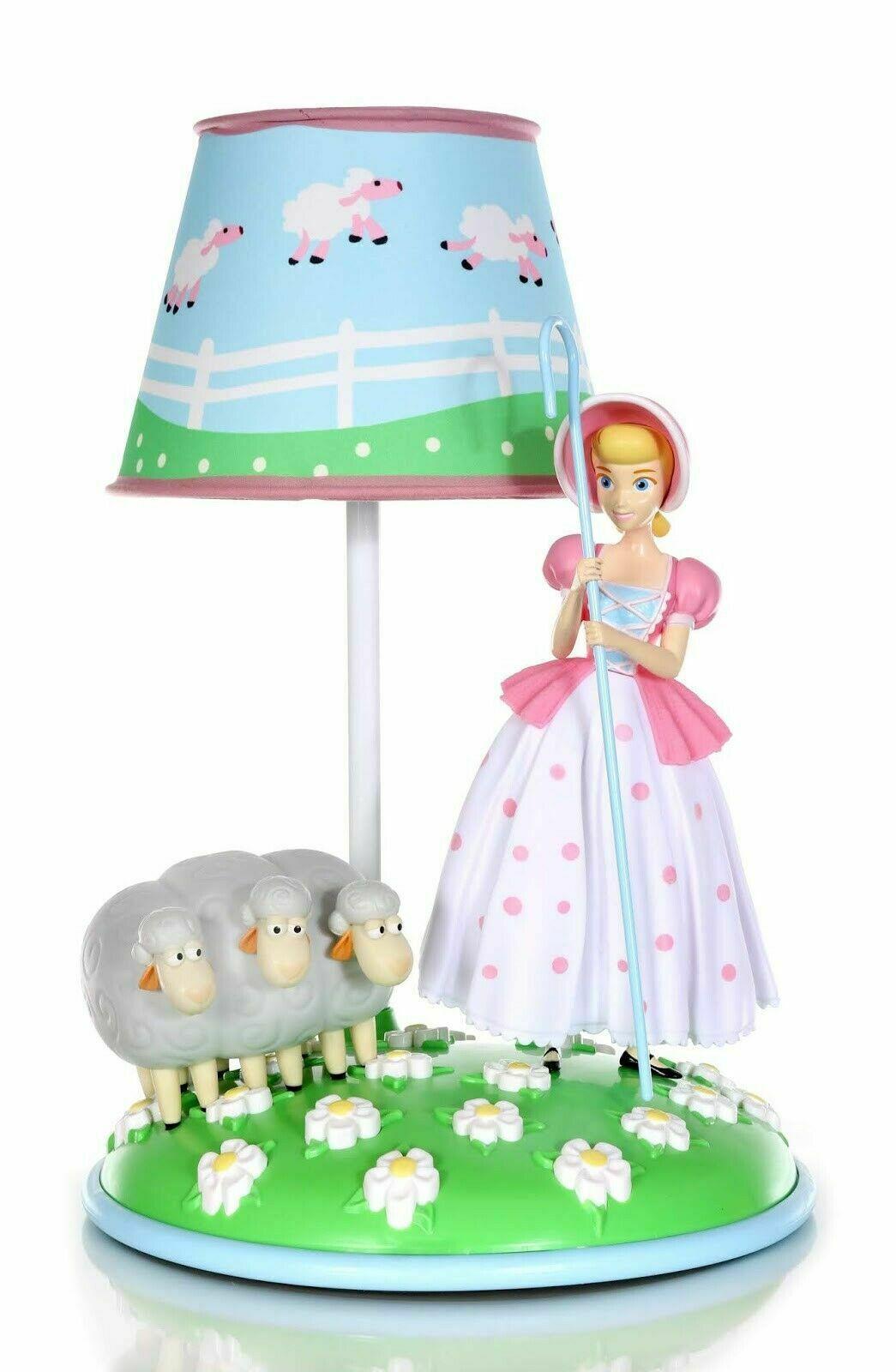 Luminária Betty (Bo Peep): Toy Story 4 (Disney)
