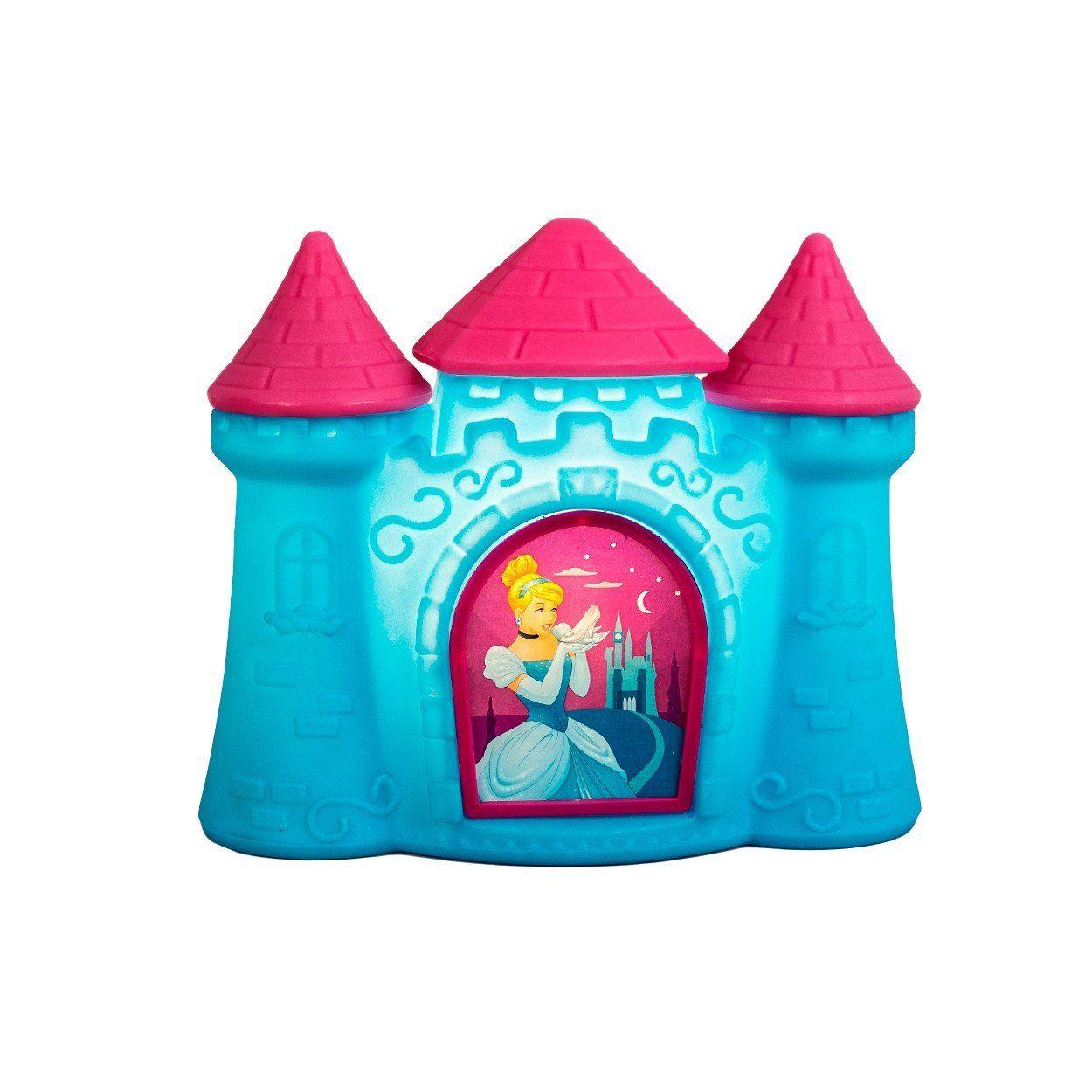 Luminária Castelo da Cinderela: Disney