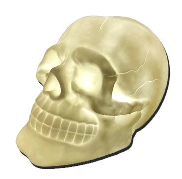 Luminária Caveira: Skull Light