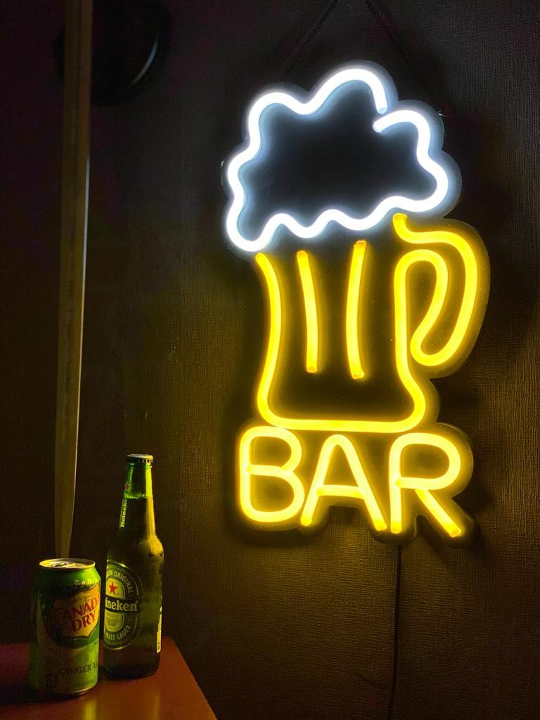 Luminária de Led Bar