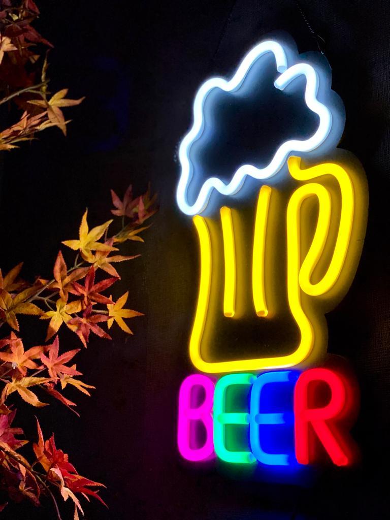 Luminária de Led Beer