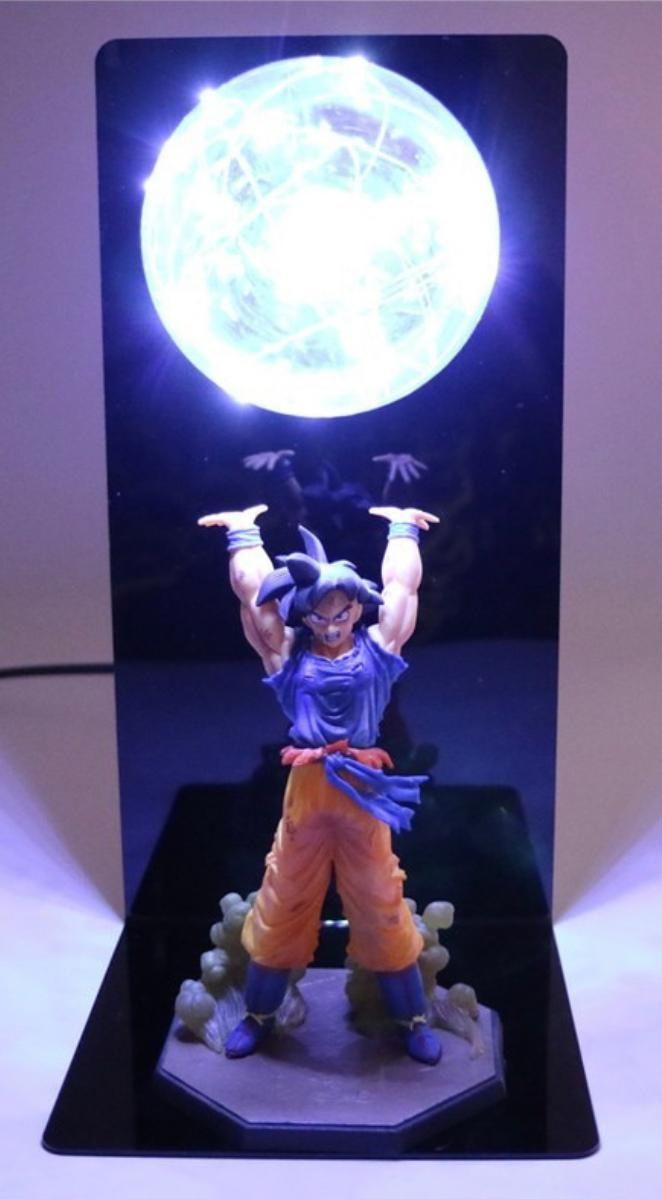 Luminária de Led Goku (Genki Dama): Dragon Ball Z
